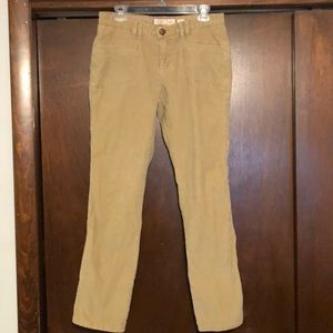 Old Navy corduroy pants